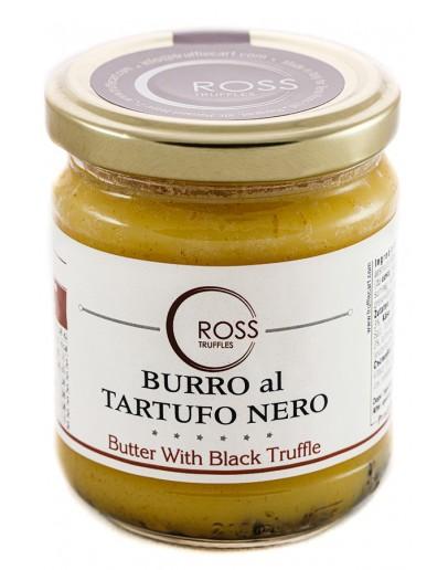 Trüffelbutter mit schwarzen Trüffeln Produkte, Öl & Butter Bild