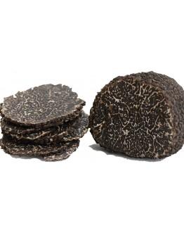 Frische Schwarze Trüffel Tuber Melanosporum Höchste-Qualität