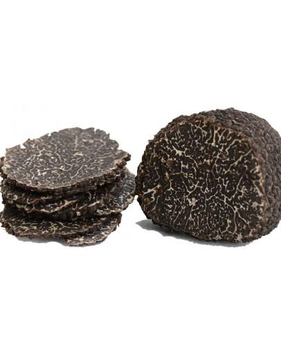Frische Schwarze Trüffel Tuber Melanosporum Höchste-Qualität Frische Trüffel, Trüffel-Arten, Frisches Tuber Melanosporum Bild
