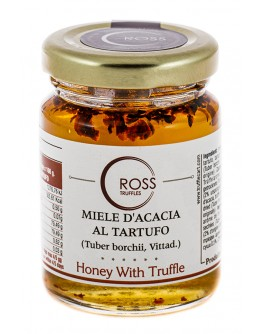Honig mit weißen Trüffeln 120g