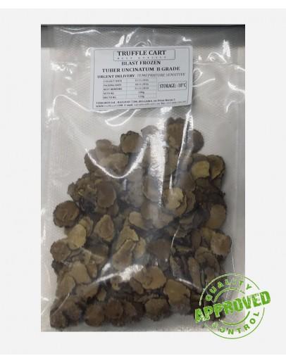 Gefrorene geschnittene schwarze Trüffel A-Qualität Trüffel tiefgefroren (schockgefroren) Bild