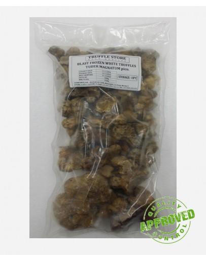 Gefrorene weiße Trüffel Tuber Magnatum pico B-Qualität Trüffel tiefgefroren (schockgefroren) Bild