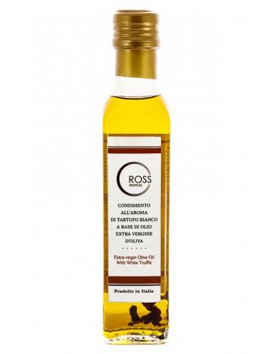 Trüffelöl mit weißen Trüffeln