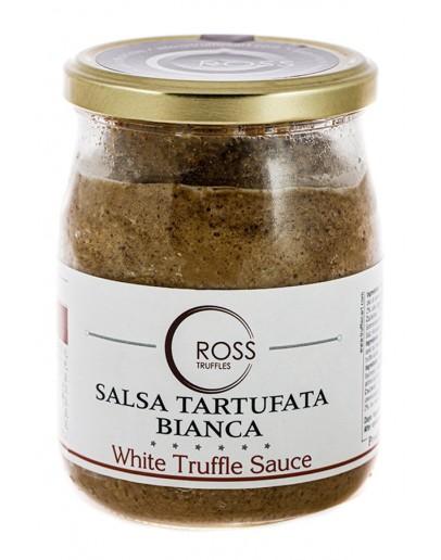 Trüffelsauce weißes Tartufata Produkte Bild